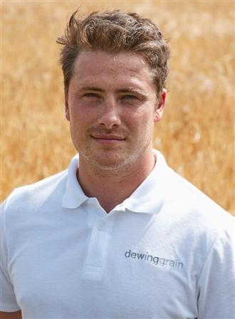 Josh Dewing